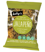 Kaley's Kale Chips Jalapeno Flavour
