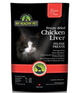 Holistic Blend My Healthy Pet Freeze Dried Chicken Liver Feline Treats