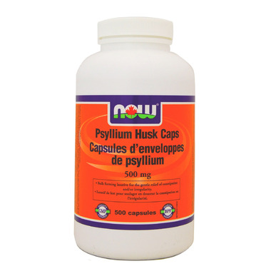 NOW Foods Psyllium Husk Caps