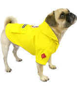 Canada Pooch Torrential Tracker Jacket Size 16 in Yellow