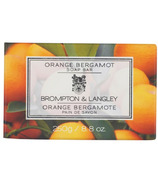 Brompton & Langley Orange Bergamot Bar Soap