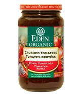 Eden Organic Crushed Roma Tomatoes