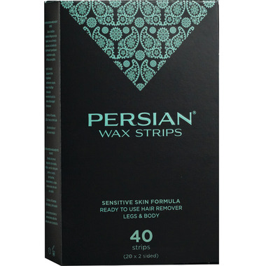 Parissa Persian Wax Strips for Sensitive Skin