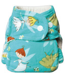 Bummis Flannel Fitted Diaper Feminine Patterns