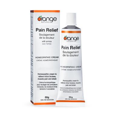 Orange Naturals Pain Relief Cream