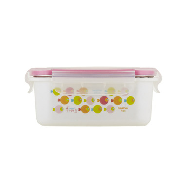 Innobaby Keepin\' Fresh Kids Stainless Bento Pink Fish