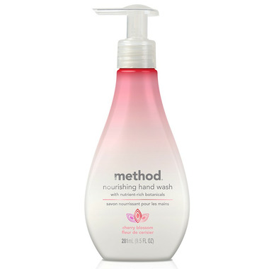 Method Nourishing Hand Wash Cherry Blossom