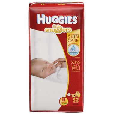 Huggies Little Snugglers Jumbo Pack Diapers