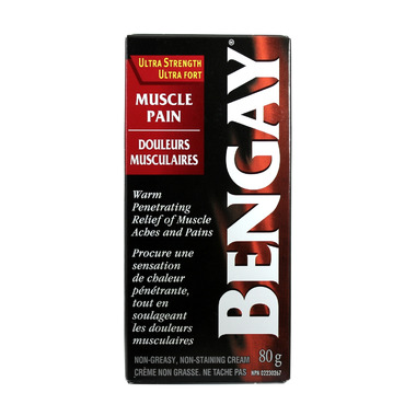 BenGay Ultra Strength Cream