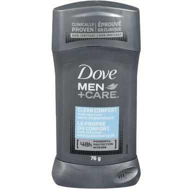 Dove Men +Care Clean Comfort Non Irritant Anti-Perspirant Stick