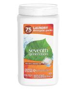 Seventh Generation Laundry Detergent Packs