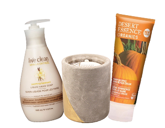 Discover Fall Scents