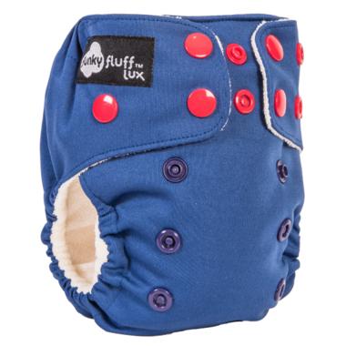 Funky Fluff Newborn Diaper System Maverick