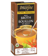 Imagine Foods Low Sodium Organic Beef Broth