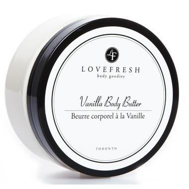 Lovefresh Vanilla Body Butter