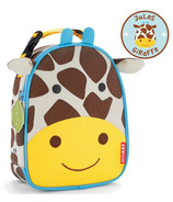 Skip Hop Zoo Lunchies Insulated Lunch Bag Giraffe Design