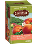 Celestial Seasonings Country Peach Passion Tea