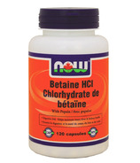 NOW Foods Betaine HCl with Pepsin