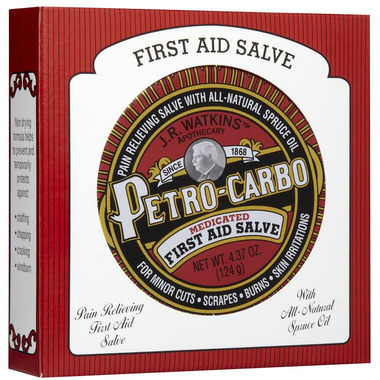 J.R. Watkins Petro-Carbo First Aid Salve