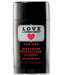 Herban Cowboy for Her Love Maxiumum Protection Deodorant
