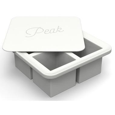 W&P Design King Cube Tray White