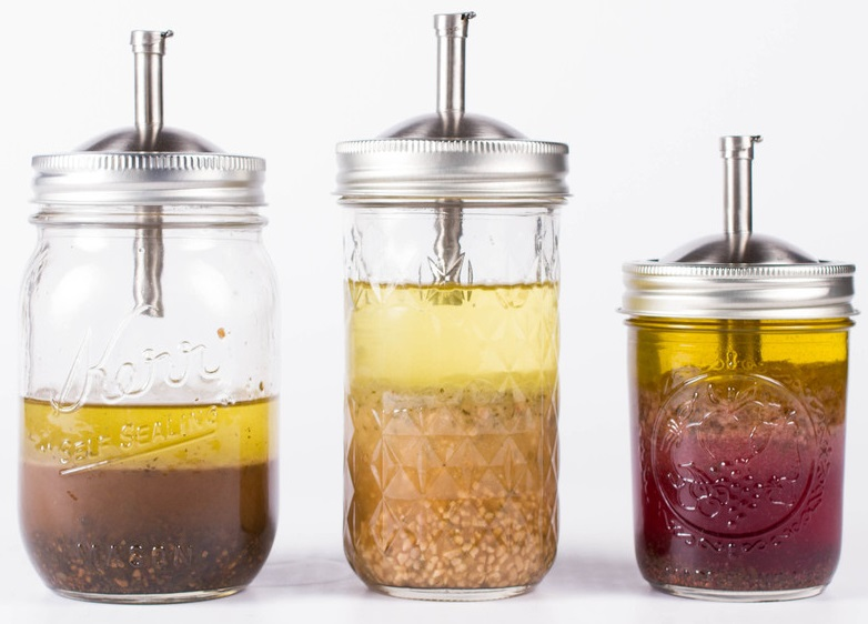 Buy Cuppow The Mason Tap Stainless Steel Infuser Cap At
