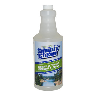 Simply Clean Laundry Detergent