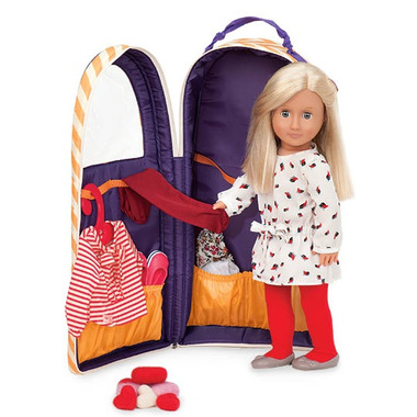 Our Generation Going My Way Doll Carrier