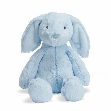 Manhattan Toy Lovelies Bailey Bunny Medium Blue