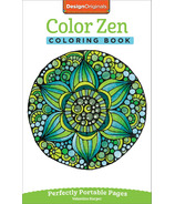 Fox Chapel Color Zen Coloring Book