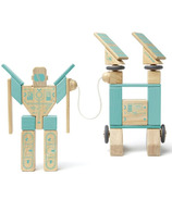 Tegu Magnetic Wooden Block Set Magnetron