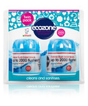 Ecozone Forever Flush Twin Pack