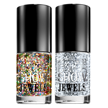 Maybelline Color Show Nail Lacquer Jewels