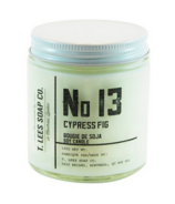 T. Lees Soap Co. No. 13 Cypress & Fig Soy Candle