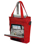 Ogio Hampton's Tote in Red