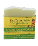 Enfleurage Organics Bar Soap Argan Face Works