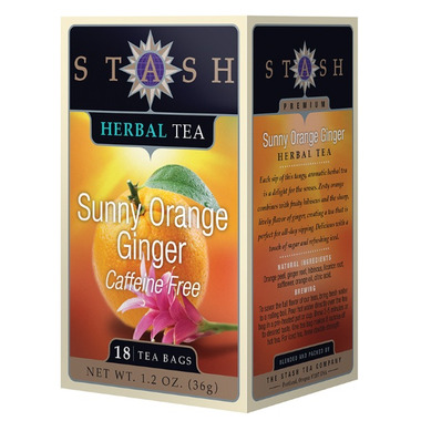 Stash Sunny Orange Ginger Tea