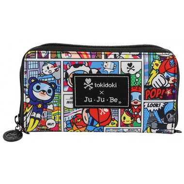 JuJuBe x tokidoki Be Spendy Super Toki