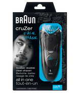 Braun CruZer Face All-in-One Shaver