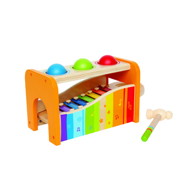 Hape Toys Pound and Tap Bench