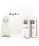 Angelcare Movement & Sound Monitor 2 Parent Units