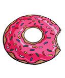 BigMouth Inc. Pink Donut Beach Blanket