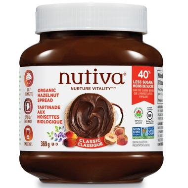 Nutiva Organic Original Hazelnut Spread