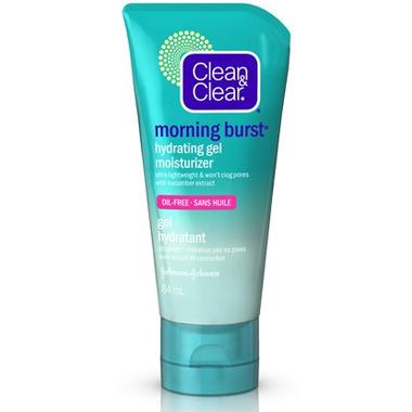 Clean & Clear Morning Burst Hydrating Gel Moisturizer