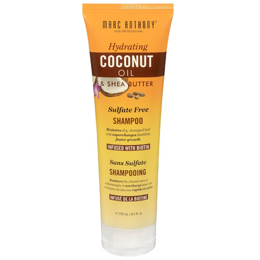 Marc Anthony Hydrating Coconut Oil & Shea Butter Sulfate Free Shampoo