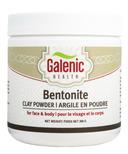 Galenic Health Bentonite Clay Powder