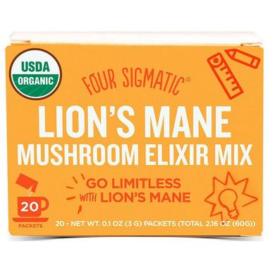 Four Sigmatic Lions Mane Mushroom Elixir Mix