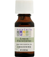 Aura Cacia Lemon Eucalyptus Essential Oil