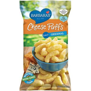 Barbara\'s Original Baked Cheese Puffs
