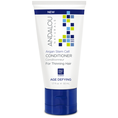 ANDALOU naturals Argan Stem Cells Age Defying Conditioner Travel Size